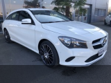 - véhicule d'occasion : Mercedes CLA Shooting Brake